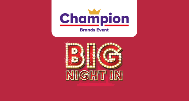 Winner of the Champions Brand Event