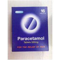 Aspar Paracetamol Blister Pack