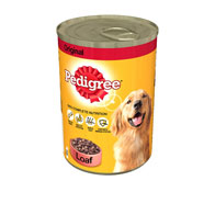 Pedigree Original In Loaf