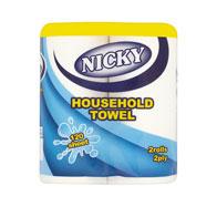 Nicky Houshold Kitchen Towel