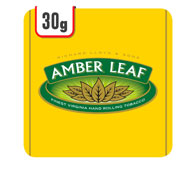 Amber Leaf Original Hand Rolling Tobacco Track & Trace Compliant