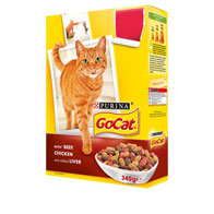 Go-Cat with Beef Chicken & Liver
