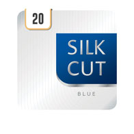 Silk Cut Blue 20 Cigarettes Track & Trace Compliant