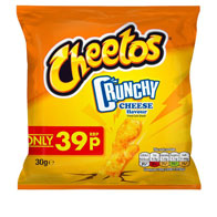 Cheetos Crunchies