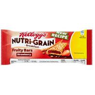 Kelloggs Nutri-Grain Fruity Bars
