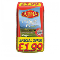 Apna Long Grain Basmati Rice